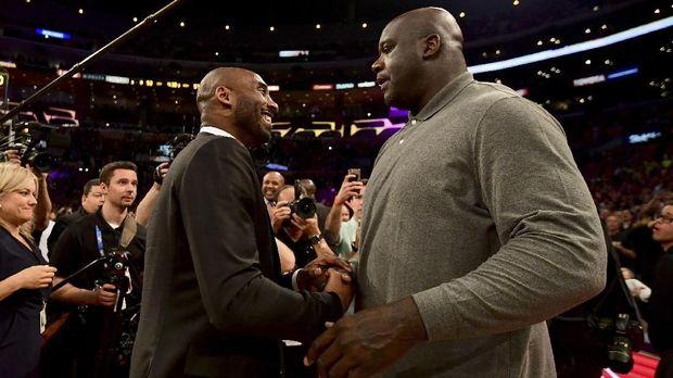 O'Neal dan Kobe Kali Terakhir Bicara Langsung pada 2016