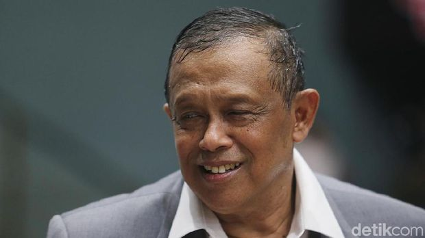 Mantan Panglima TNI Jenderal (Purn) Djoko Santoso