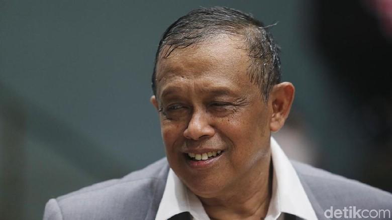 Djoko Santoso Mengaku Segera Diumumkan Jadi Ketua Timses Prabowo