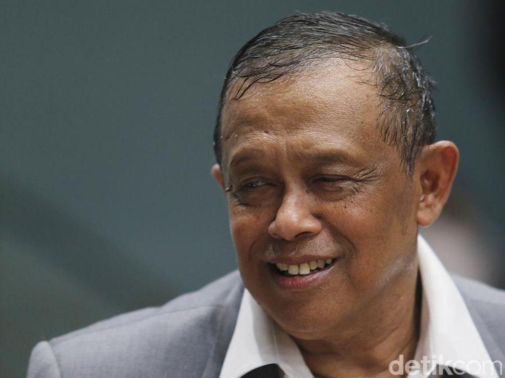 Prabowo Tunjuk Djoko Santoso Jadi Ketua Tim Pemenangan
