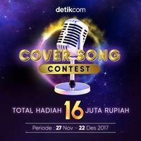 Ikutan cover song contest yuk!