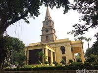 St. John Church Kolkata (Masaul/detikTravel)