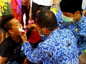 12 Kasus Difteri Ditemukan di Aceh Utara, Satu Orang Positif