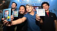 Sampai akhirnya Payung Teduh merilis album 'Ruang Tunggu'. Foto: Ismail