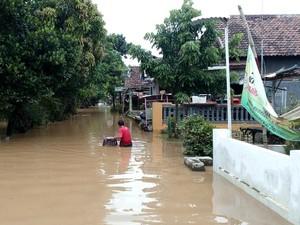 Desa ini Jadi Langganan Banjir Selama 53 Tahun, Begini Ceritanya