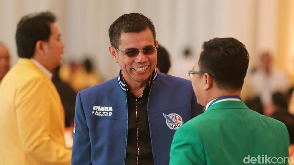 Sekjen PD Hinca Panjaitan Dilantik Jadi Anggota DPR Hari Ini