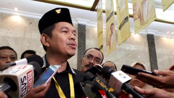 Ketua DPD I Jabar Dedi Mulyadi