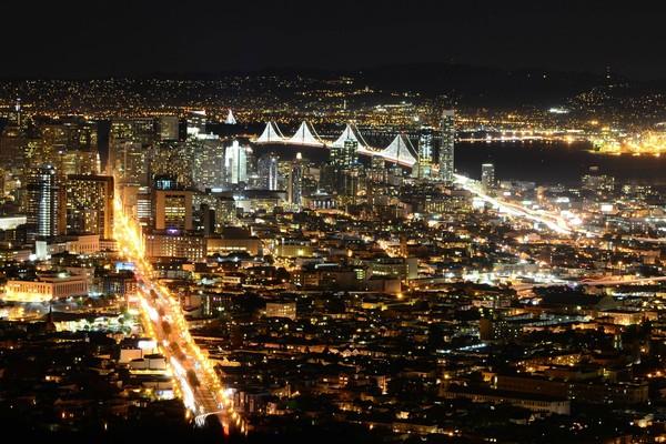 Kota lainnya di AS yang masuk daftar adalah San Fransisco. Peringkatnya lebih rendah dibandingkan yang lainnya karena kota ini memiliki tingkat polusi udara yang tinggi. Foto: (Thinkstock)