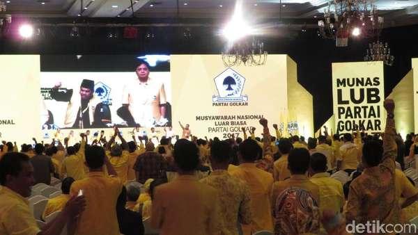 Bursa Sekjen Golkar: Idrus Lagi, Ibnu Hingga 2 Jenderal (Purn) TNI