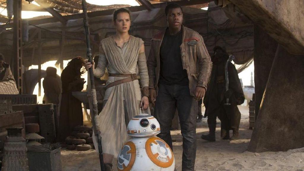 Netizen Ramai-ramai Rayakan Star Wars Day