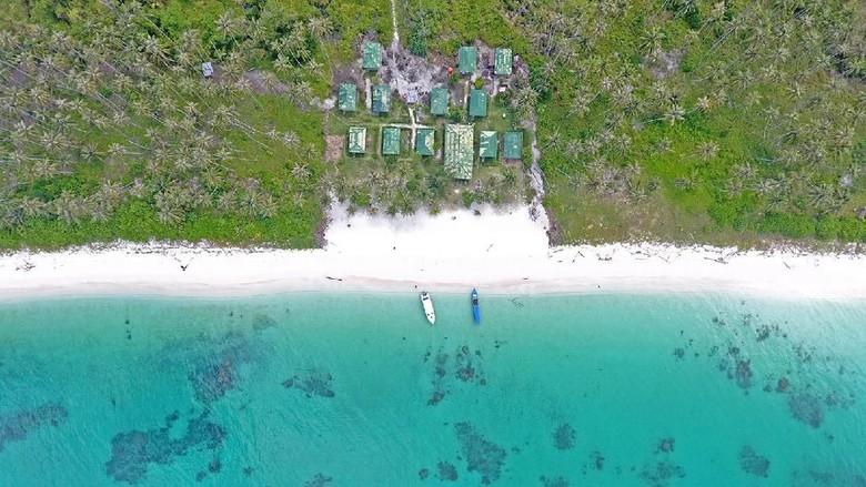 Foto: Pesona wisata Aceh SIngkil (dok Disbudpar Aceh)