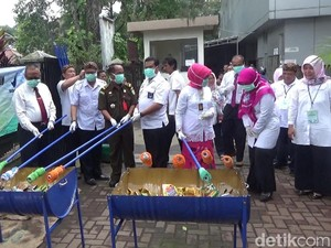 BBPOM Bandung Musnahkan Produk Ilegal Senilai Rp 3,4 Miliar