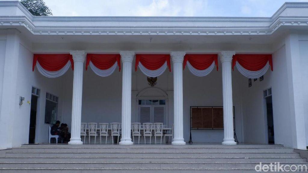 Foto: Ini Istana Negara yang Pindah ke Wonosobo