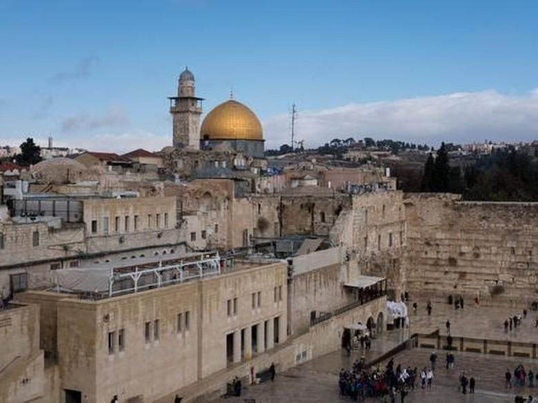 Bahas Status Yerusalem, 6 Menlu Timur Tengah Bertemu di Yordania