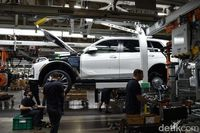 Produksi BMW X7.