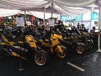 CustoMAXI Kuatkan Ikatan Komunitas MAXI Yamaha