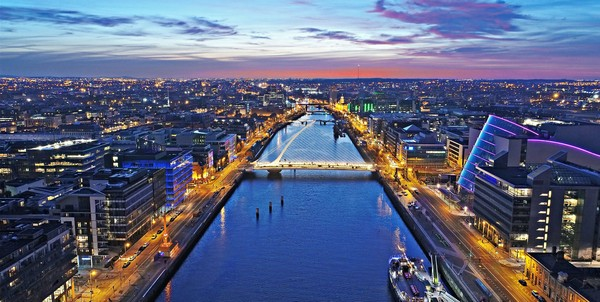 Setelah Boston ada Dublin di Irlandia. Angka harapan hidup di sana cukup tinggi yakni 80 tahun. Foto: (Thinkstock)