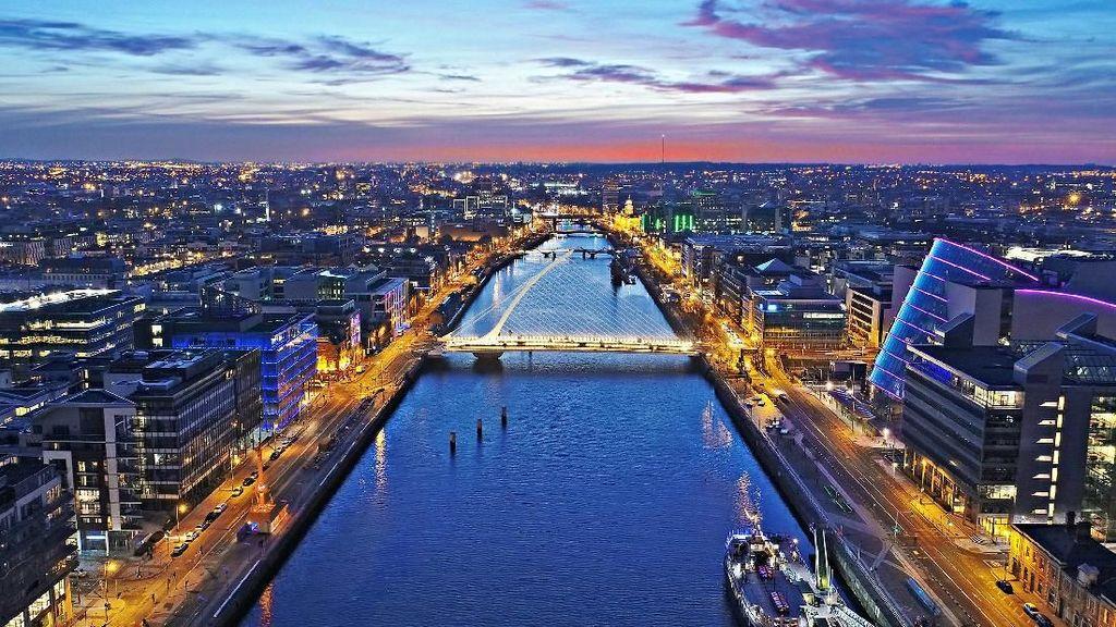 Kasus Harian Corona Turun, Irlandia Akan Longgarkan Kebijakan Lockdown