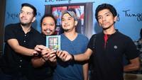 Album itu adalah yang terakhir dari Payung Teduh bersama Is. Foto: Ismail