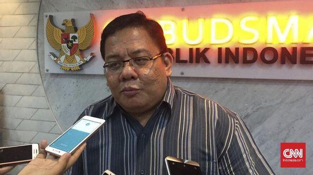 Kriminolog UI Adrianus Meliala di gedung Ombudsman, Jakarta, 2017.
