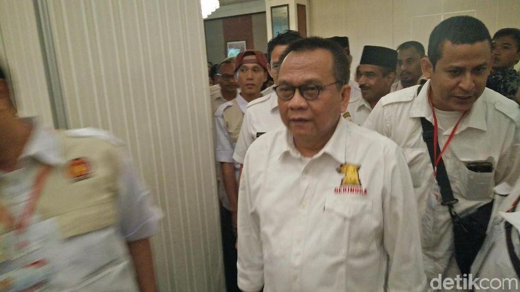 Usung M Taufik Eks Napi Korupsi Jadi Caleg, Ini Alasan Gerindra