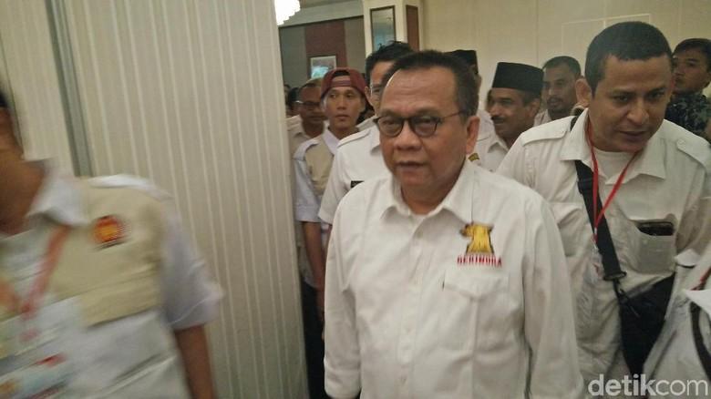 Taufik Gugat PKPU Eks Koruptor Nyaleg Tanpa Dibantu Gerindra