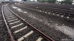 Pembangunan Double-double Track Manggarai-Jatinegara Dimulai