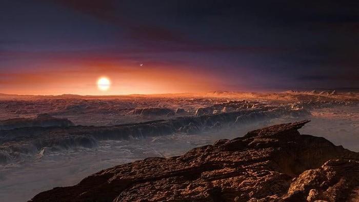 Ilustrasi planet selain Bumi. Foto: Digitaltrends