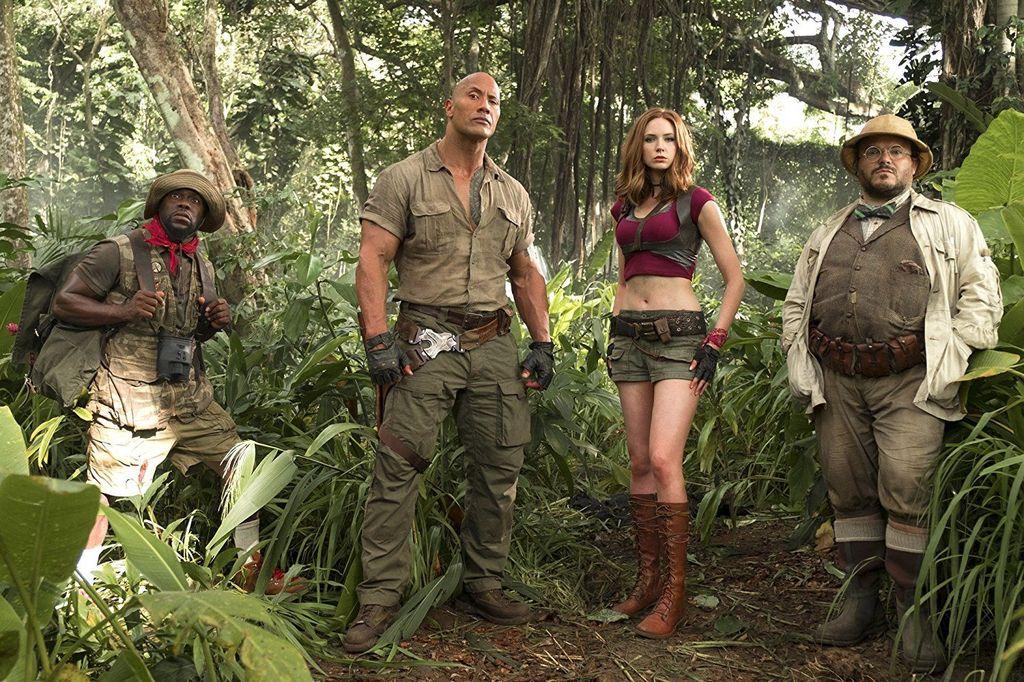 'Jumanji: Welcome to the Jungle'
