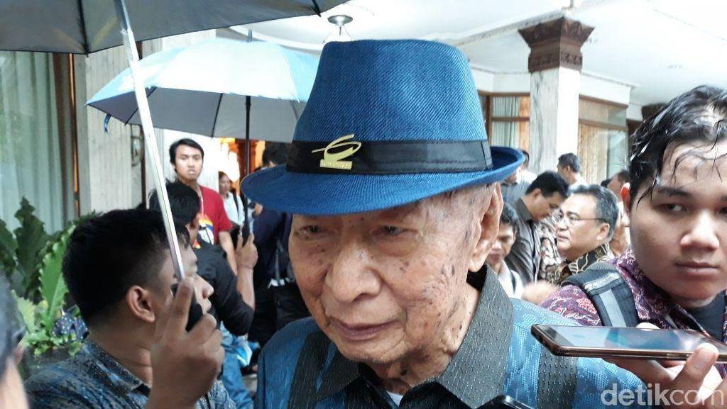 Kenangan Pahit Ciputra soal Gempa dan Tsunami di Sulawesi