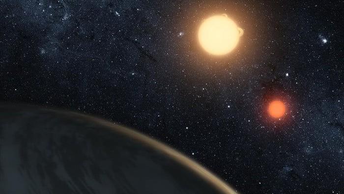 Ilustrasi exoplanet. Foto: Digitaltrends