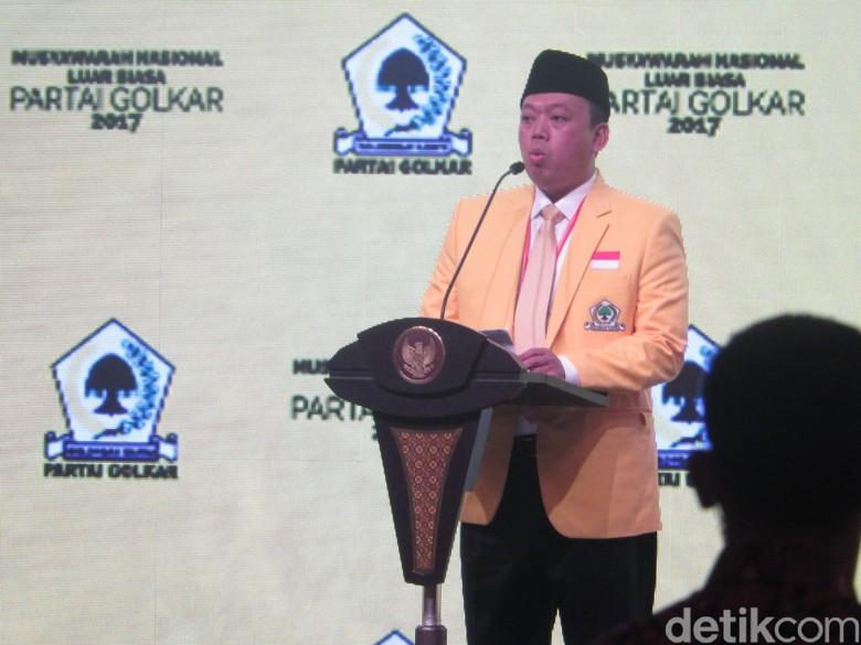 Golkar: Nggak Penting Wapresnya, Yang Penting Jokowi Menang