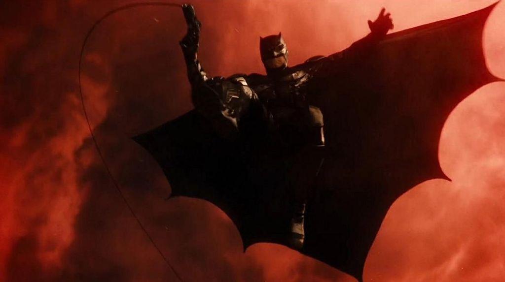 Ternyata Batman Direncanakan Mati di Trilogi Justice League