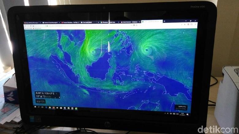 Ada Siklon Tropis Riley, Hujan Lebat Berpotensi Terjadi di Jawa-NTT