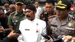 Dear Wong Solo, CFD Libur Dulu Sampai Rekapitulasi Pilgub Tuntas