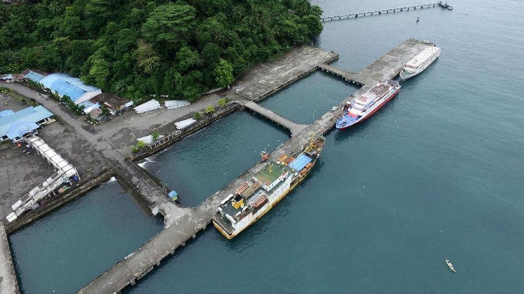 Menguak 33 Proyek Pelabuhan Rp 2,8 T yang Dikabarkan Mangkrak