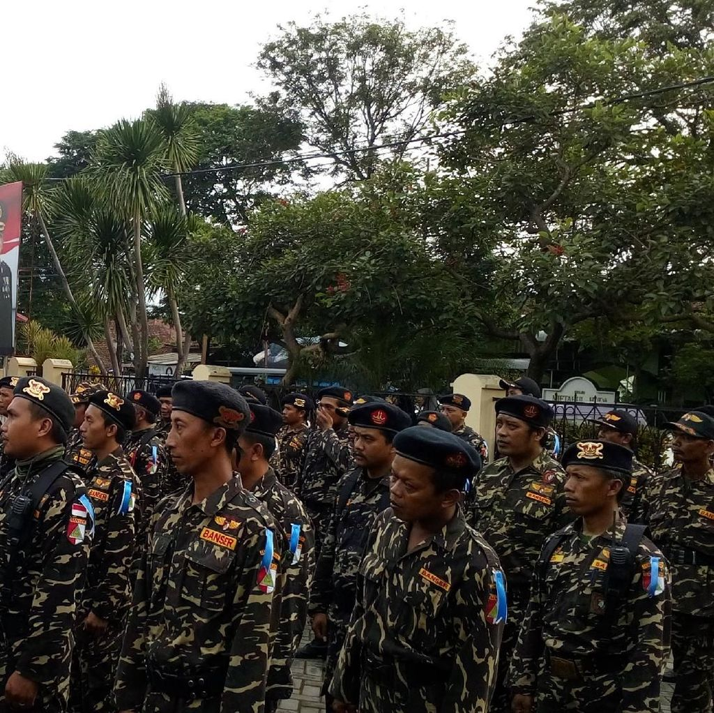 Kirab GP Ansor di Riau Ditolak Lembaga Adat dan Ormas