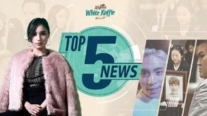 Melihat Proses Pemakaman Jonghyun, Trump Ancam Negara Pro-Palestina