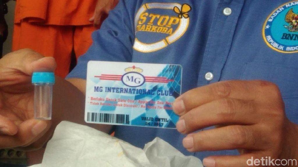Kasus Sabu Liquid, Diskotek MG Punya 700 Member
