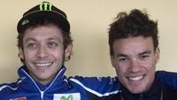 Bakal Jadi Rekan Satu Garasi, Rossi dan Morbidelli Dituntut Profesional