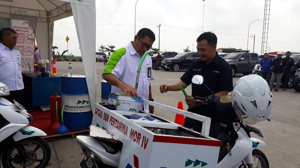Libur Akhir Tahun, Pertamina DIY-Jateng Tambah Pasokan BBM 30%