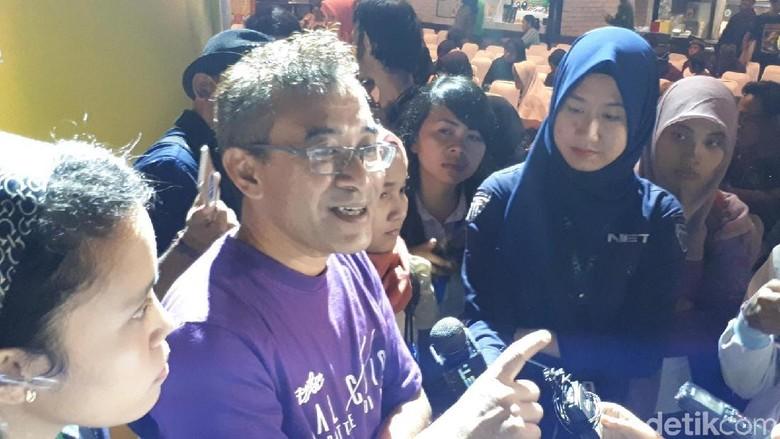 Wakil Direktur Rekreasi PT Pembangunan Jaya Ancol Tbk, Agus Sudarno (Randy/detikTravel)