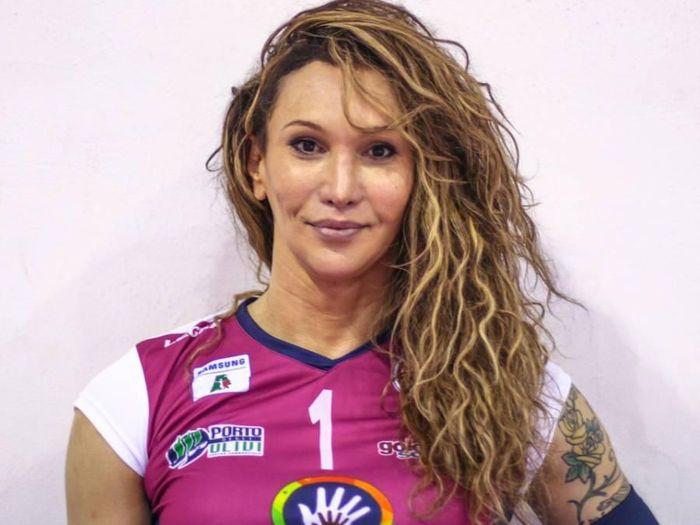 Tiffany Abreu jadi atlet transgender pertama di kompetisi voli Brasil (ist.)