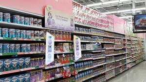 Bun, Beli Susu Anak Gratis Detergent di Transmart dan Carrefour