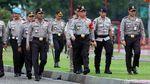 Foto: Kapolri dan Panglima TNI Pimpin Apel Operasi Lilin 2017