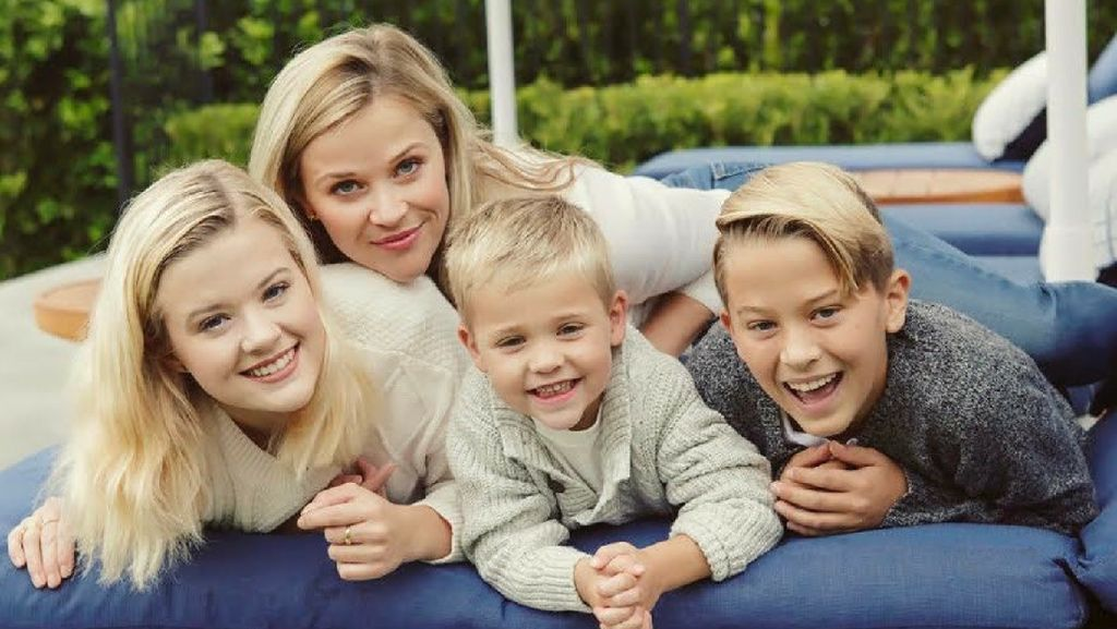 Ucapan Manis Aktris Reese Witherspoon di Ulang Tahun Anaknya