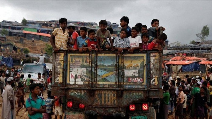 Kuburan massal ditemukan di Rakhine, Myanmar larang penyelidik Rohingya PBB masuk