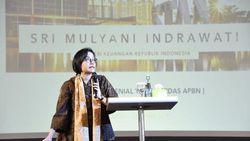 Ucapkan Selamat Tahun Baru, Sri Mulyani: Kabinet Kerja Kompak