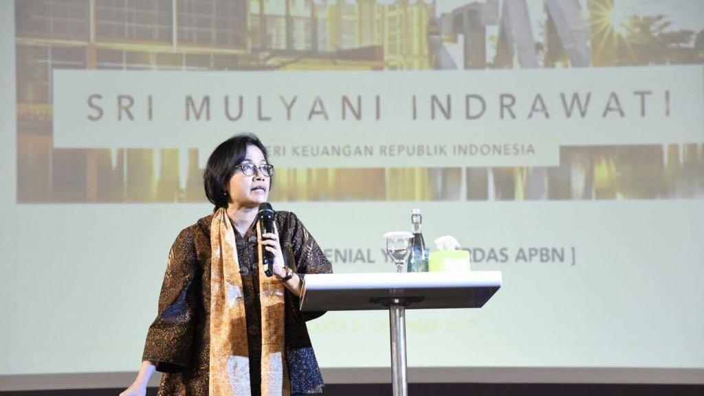 Sri Mulyani: Pejabat Eselon Kena OTT KPK, Itu Tamparan!