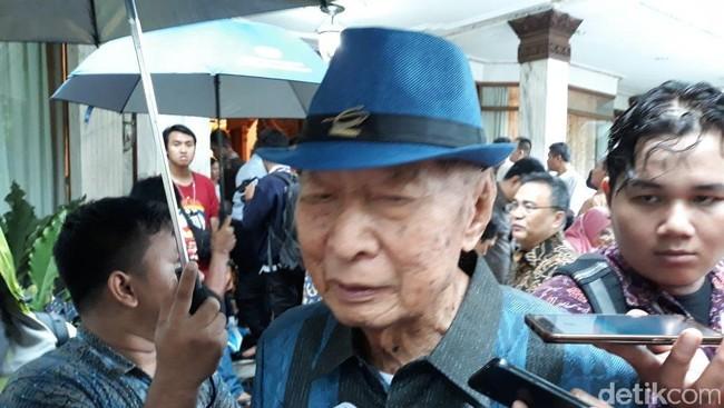 Wafat di Singapura, Ini Fakta-fakta Tentang Ciputra